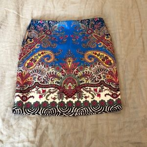Bebe size M pencil skirt